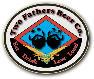 Two Fathers Beer Company logo